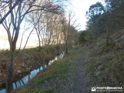 Parque Natural del Barranco Río Dulce;senderos valencianos actividades de ocio y tiempo libre